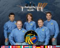 International Space Station Expedition 18 Official Crew Photograph #5